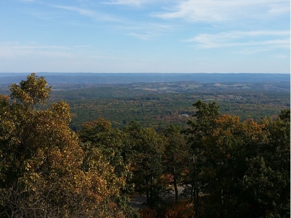 View from High Point State Park