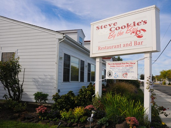 Steve and Cookie's is a great place for seafood or steak