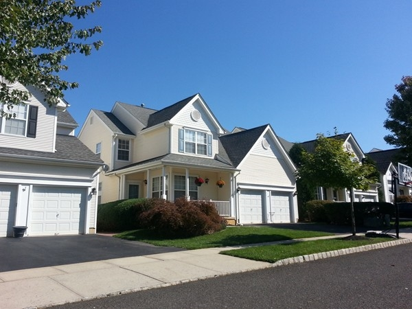 Carriage Walk in Robbinsville. A smart, attractive community