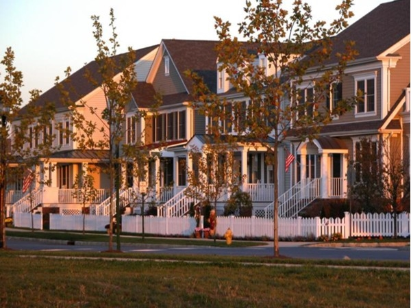 Lovely homes of Washington Town Center