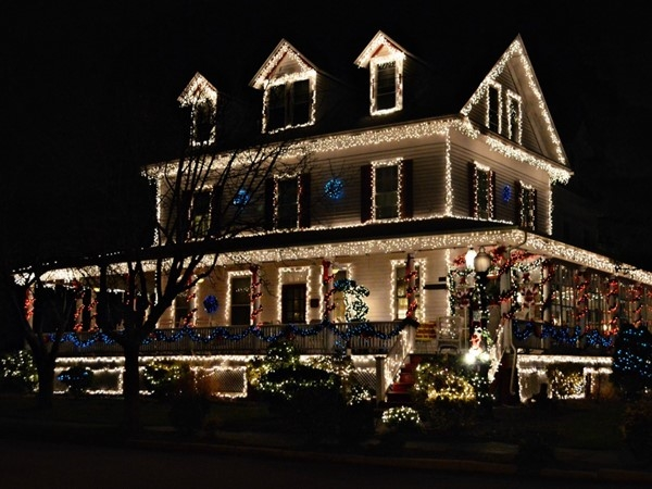 Take a drive through Cape May to see wonderful lights this holiday season