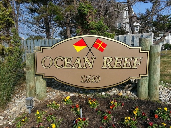 Ocean Reef is a townhouse community on the Shrewsbury River