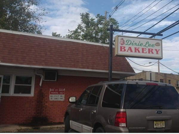 Dixie Lee Bakery is home of the best crumb cake around!