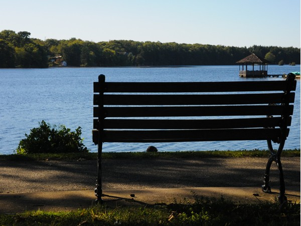 Lake Manahawkin is a place of peaceful serenity