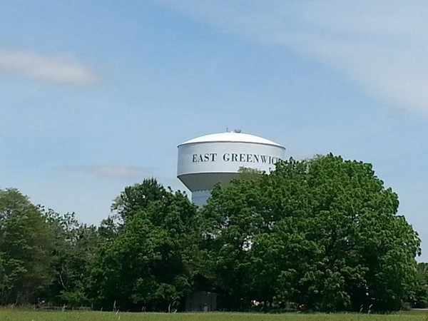 East Greenwich water tower