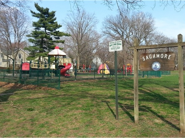 Welcome to Sagamore Park in Teaneck