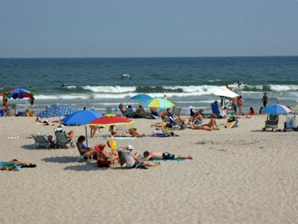 You'll find the best beaches In Avalon and Stone Harbor
