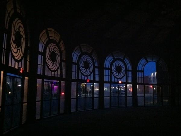 Asbury Park Carousel on the boardwalk