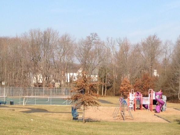 Playground @Hawkins Park