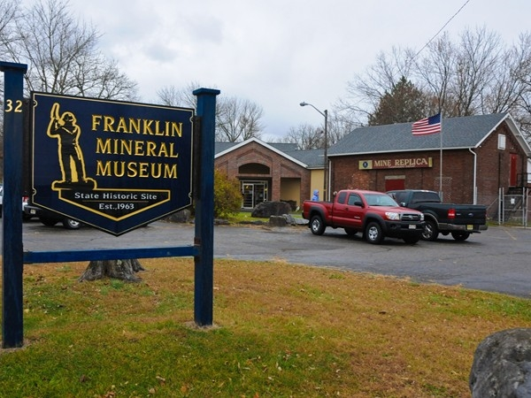 Check out the Franklin Mineral Museum