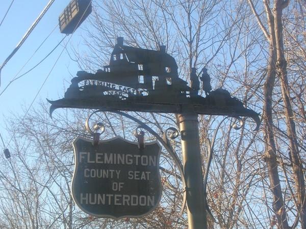 Flemington-County seat Of Hunterdon