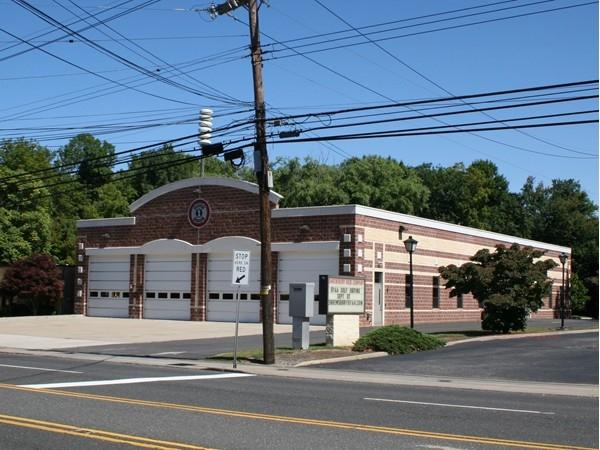 Shrewsbury Hose Company #1 (Volunteer Fire Dept.)