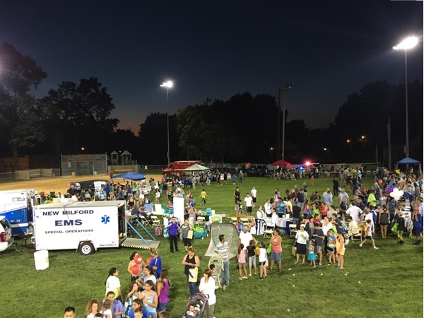 National Night Out in New Milford celebrates the community
