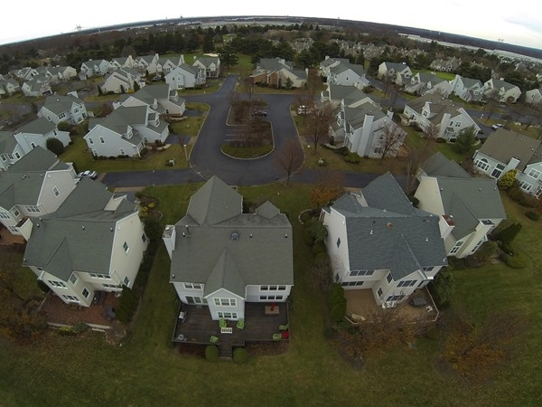 Pine Run Community Homes on the olf Course.