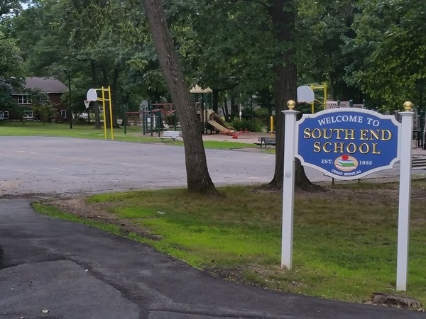 Cedar Grove has two elementary schools with playgrounds and basketball courts for families to enjoy