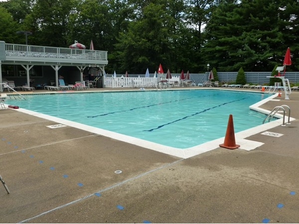 Birchwood Hills pool