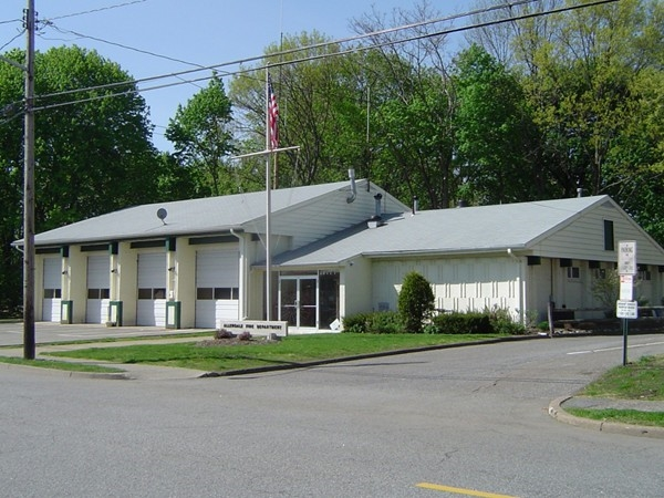 Allendale Fire Station - Volunteer Organization
