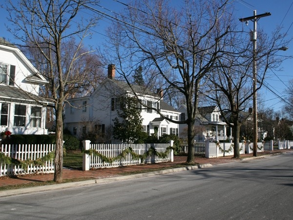 Fair Haven boasts many beautiful, historic homes