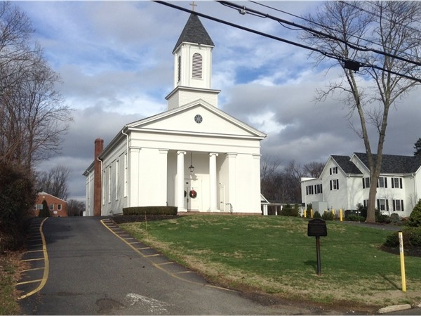 The Colts Neck Reformed Church, on Country Road 537, was established on April 22, 1856