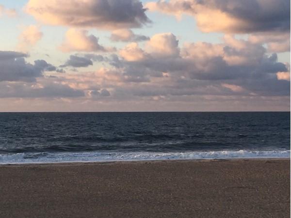 Calm waters near Beach Haven