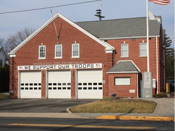 River Edge Fire Department on Kinderkamack Road