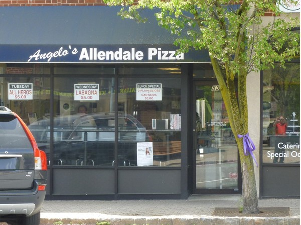Angelo's Allendale Pizza - Great Pizza and Pasta