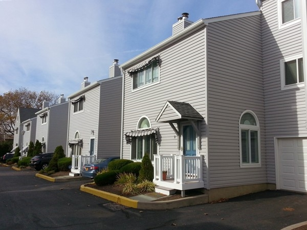 Providence Place in Long Branch has 12 true three bedroom townhouses