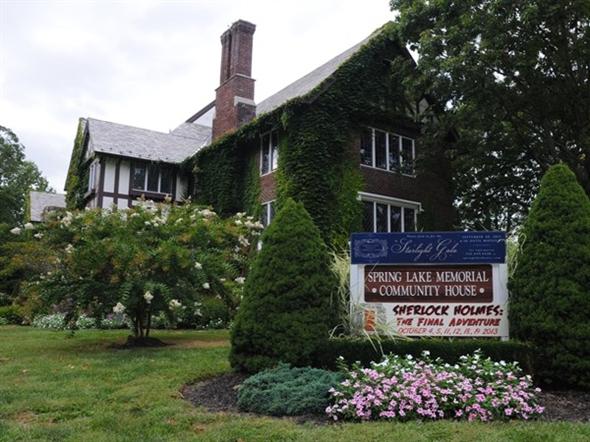 Spring Lake Community House-Spring Lake