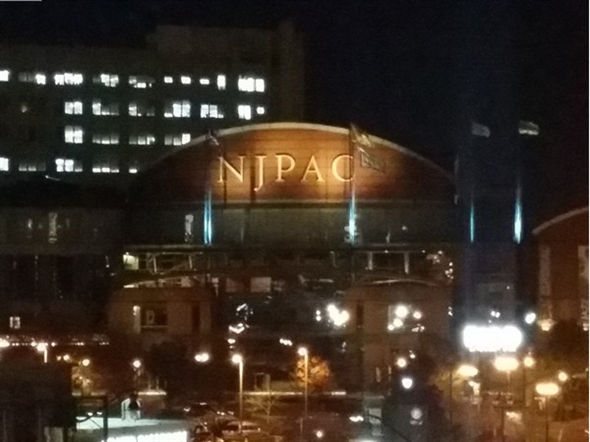 New Jersey Performing Arts Center, Downtown Newark