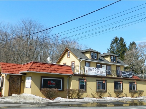 The Tavern at Great Meadows is a local favorite!