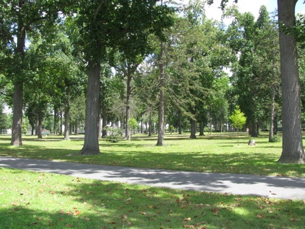 Landis Park is one of many beautiful parks in Vineland to enjoy