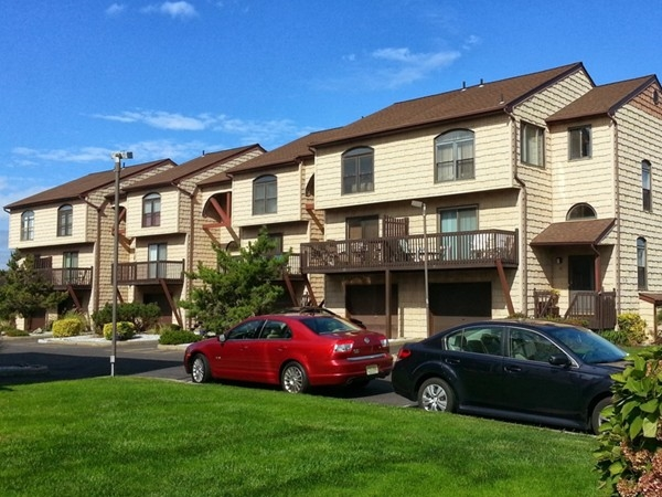 Each Dunes of LB townhouse in North Long Branch has two bedroom and 2.5 baths