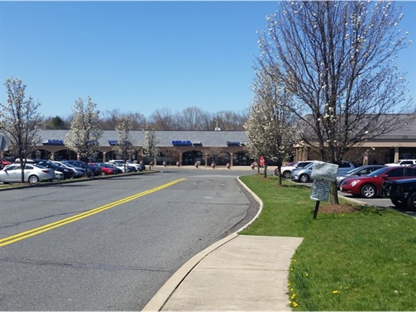 The Lyons Mall in Basking Ridge