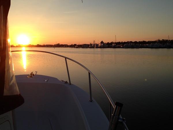 Barnegat Bay sunrise