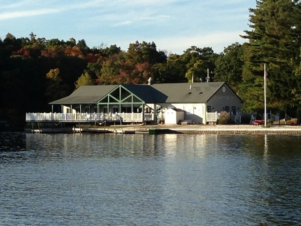 Upper Greenwood Lake Clubhouse