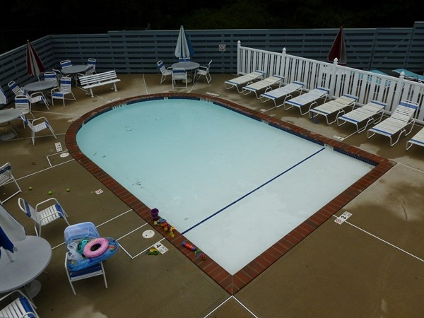 Ramapo Ridge Kiddy Pool - Shallow pool for the little ones to play