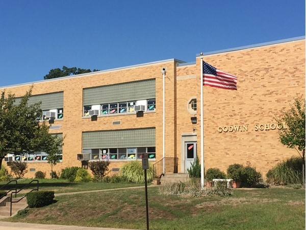 Midland Park's Godwin School is a Blue Ribbon School, teaching children grades K-2