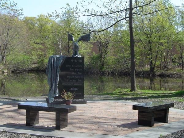 Allendale 9/11 Memorial at Crestwood Park