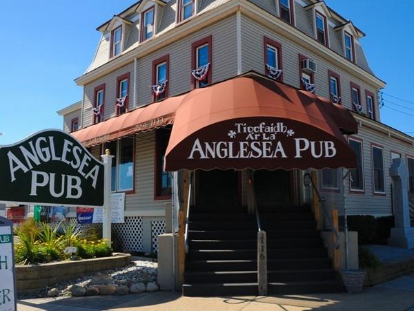 Anglesea Pub in Stone Harbor