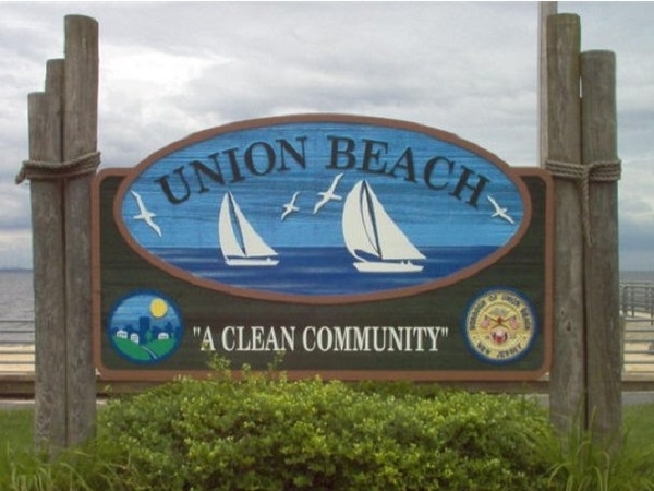 Enjoy beautiful sunsets from waterfront of Union Beach