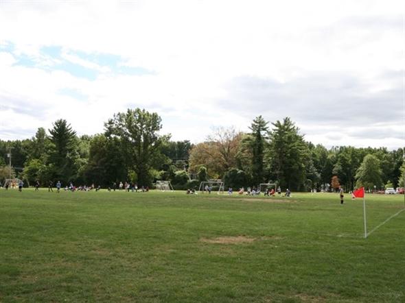 Fair Haven Fields Soccer Field