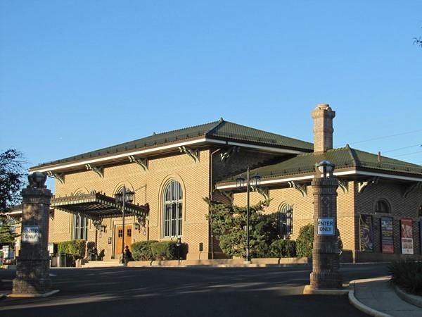 Morristown Train Station