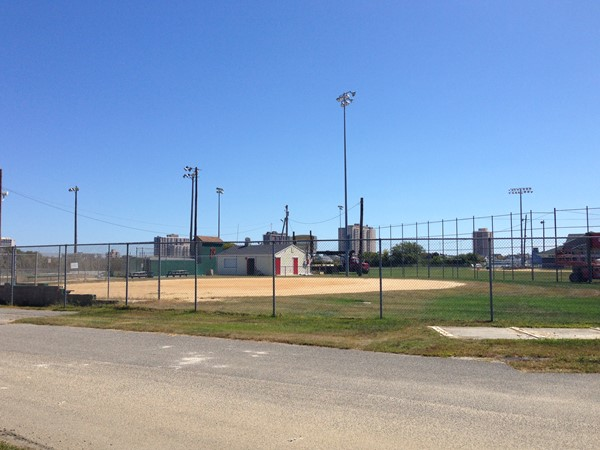 Ventnor Heights baseball fields
