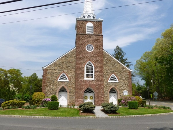 Old stone church - Reformed Church