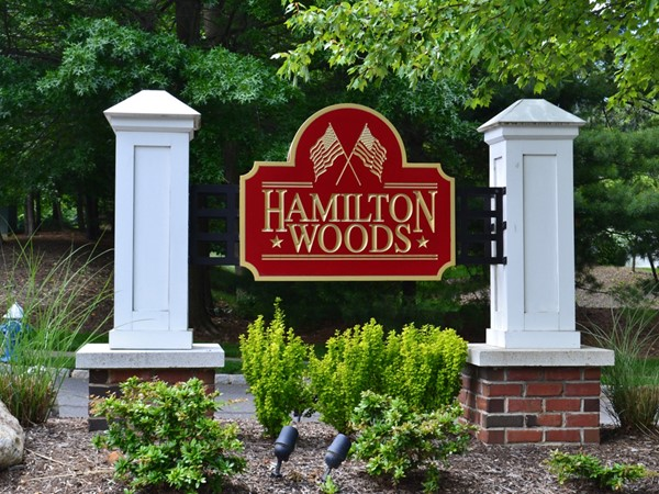 Hamilton Woods is a great community in The Hills of Basking Ridge consisting of 198 townhomes