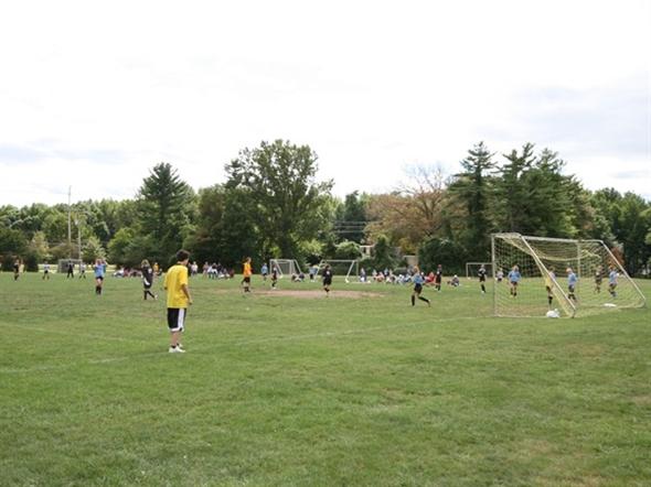 Fair Haven Field Soccer Field