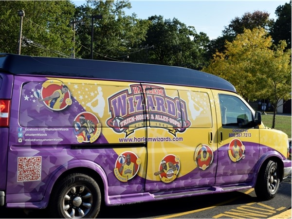 Harlem Wizards come to Oradell