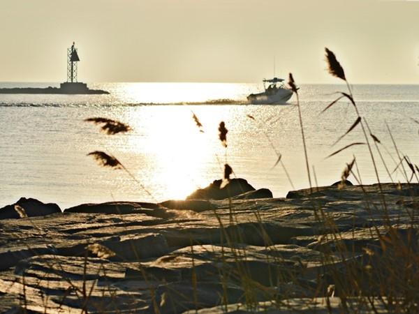 Beautiful view of Delaware Bay