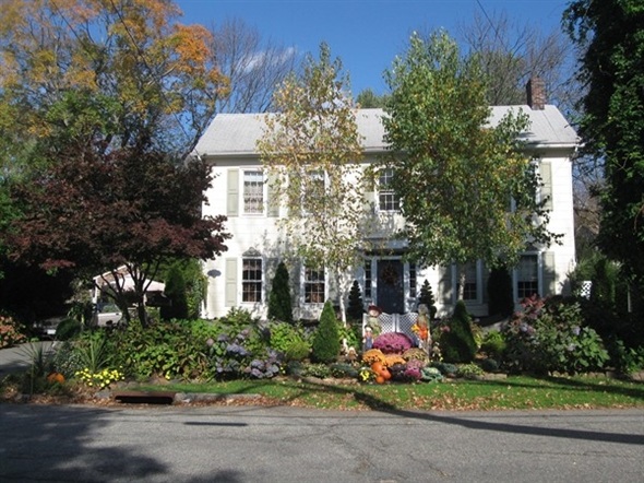 Chester Boro has a classic older homes in charming downtown. Walk to everything!