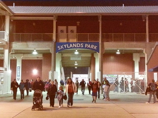 Sparta H.S. Marching Band won 1st place in their division this weekend at Skylands Park Stadium